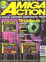 Amiga Action 63 (Nov 1994) front cover