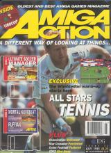 Amiga Action 72 (Jul 1995) front cover