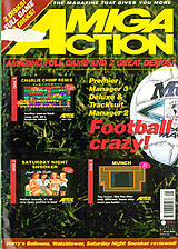 Amiga Action 82 (May 1996) front cover