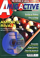 Amiga Active 17 (Feb 2001) front cover