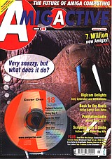 Amiga Active 18 (Mar 2001) front cover