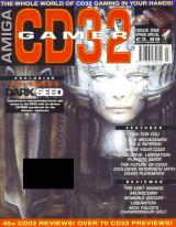 Amiga CD32 Gamer Issue 1 Spring Special front cover