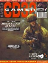 Amiga CD32 Gamer 2 (Jun 1994) front cover
