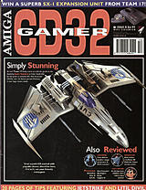 Amiga CD32 Gamer 5 (Oct 1994) front cover