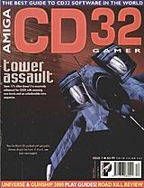 Amiga CD32 Gamer 7 (Dec 1994) front cover