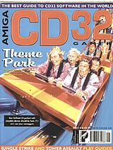 Amiga CD32 Gamer 8 (Jan 1995) front cover