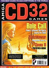 Amiga CD32 Gamer 22 (Apr 1996) front cover