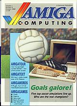 Amiga Computing Vol 1 No 5 (Oct 1988) front cover
