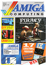 Amiga Computing Vol 2 No 7 (Dec 1989) front cover