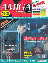 Amiga Computing 48 (May 1992) front cover