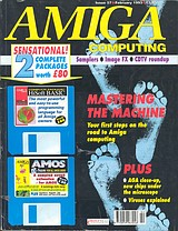 Amiga Computing 57 (Feb 1993) front cover