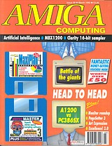 Amiga Computing 58 (Mar 1993) front cover