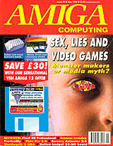 Amiga Computing 60 (May 1993) front cover