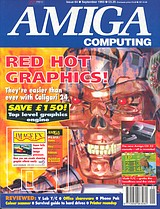 Amiga Computing 64 (Sep 1993) front cover