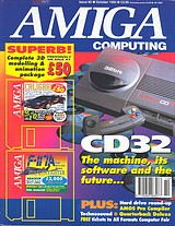 Amiga Computing 65 (Oct 1993) front cover