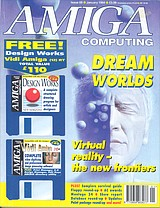 Amiga Computing 69 (Jan 1994) front cover