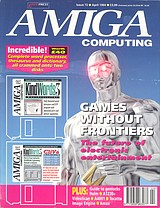 Amiga Computing 72 (Apr 1994) front cover