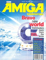 Amiga Computing 73 (May 1994) front cover