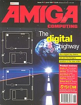 Amiga Computing 74 (Jun 1994) front cover