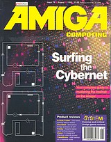 Amiga Computing 76 (Aug 1994) front cover