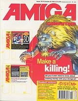 Amiga Computing 78 (Oct 1994) front cover
