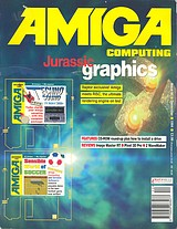 Amiga Computing 80 (Dec 1994) front cover