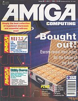 Amiga Computing 88 (Jul 1995) front cover