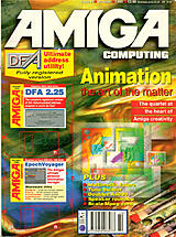 Amiga Computing 91 (Oct 1995) front cover