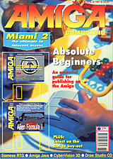 Amiga Computing 113 (Jun 1997) front cover