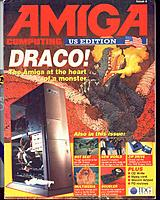 Amiga Computing US Edition 4 (Nov 1995) front cover