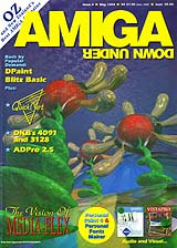 Amiga Down Under 9 (May 1994) front cover