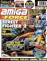 Amiga Force 3 (Mar 1993) front cover