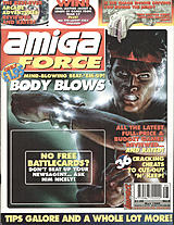 Amiga Force 5 (May 1993) front cover