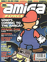Amiga Force 16 (Mar 1994) front cover