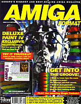 Amiga Format 26 (Sep 1991) front cover
