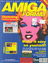 Amiga Format 35 (Jun 1992) front cover