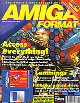 Amiga Format 46 (May 1993) front cover