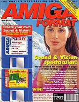 Amiga Format 48 (Jul 1993) front cover