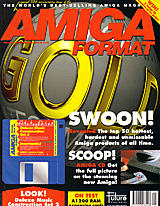 Amiga Format 50 (Sep 1993) front cover
