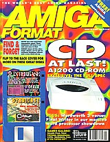 Amiga Format 59 (May 1994) front cover