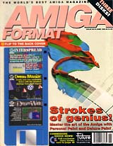 Amiga Format 60 (Jun 1994) front cover