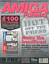 Amiga Format 63 (Sep 1994) front cover