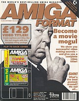 Amiga Format 64 (Oct 1994) front cover