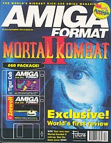 Amiga Format 66 (Dec 1994) front cover