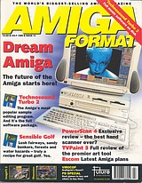 Amiga Format 73 (Jul 1995) front cover