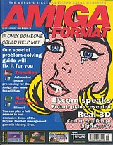 Amiga Format 74 (Aug 1995) front cover