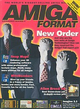 Amiga Format 78 (Dec 1995) front cover