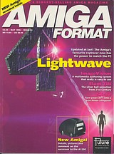 Amiga Format 84 (May 1996) front cover