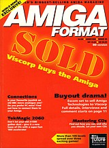 Amiga Format 85 (Jun 1996) front cover