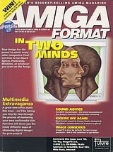 Amiga Format 89 (Oct 1996) front cover